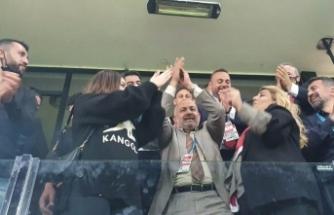 """Kayserispor 2.Başkanı Ali Çamlı: """"Galatasaray'ı yenmek büyük gurur"""""""