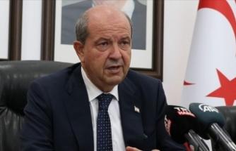 KKTC Cumhurbaşkanı Tatar, Rum lider Anastasiadis'in BM Genel Kurulu'ndaki konuşmasını eleştirdi