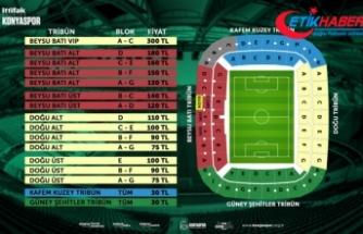 Konyaspor'dan kadın taraftarlara bilet indirimi