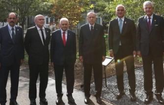 Kültür ve Turizm Bakanı Ersoy: Göbeklitepe'yi tüm dünyaya tanıtmaya devam edeceğiz