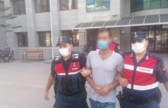 Manavgat'ta ormanı yakarken suçüstü yakalanan zanlı tutuklandı