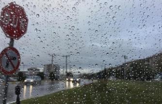 Meteolorojiden 3 il için kuvvetli yağış uyarısı