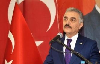 MHP'li Büyükataman: ABD; Yunan-Ermeni-PKK-FETÖ ile Türk milletini dize getireceğini sanıyorsa yanılıyor