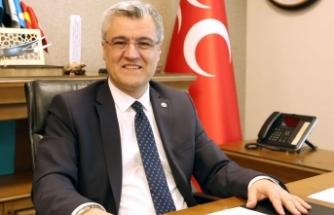 MHP'li Özarslan: Bugünkü CHP'nin ne Kuva-yı Milliye ile ne de Müdafaa-i Hukuk ile bir bağı vardır