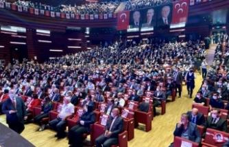 """MHP'li Mustafa Kalaycı: """"Türkiye'de iktidar ruhsatını büyük Türk milleti vermektedir"""""""