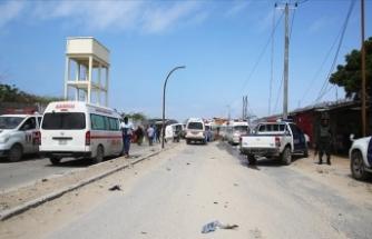 Mogadişu'da bomba yüklü araçla düzenlenen saldırıda 7 kişi öldü