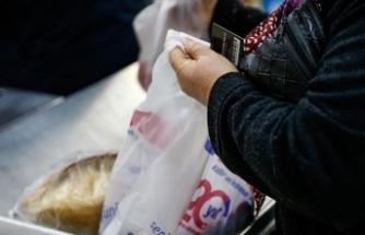 Plastik poşet kullanımı yüzde 75 azaldı