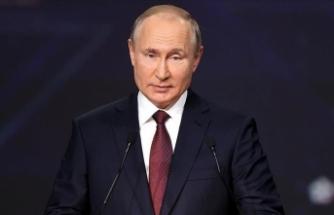 """Putin: """"Taliban'ın geçici hükümeti, Afgan toplumunun tüm kesimlerini yansıtmıyor"""""""
