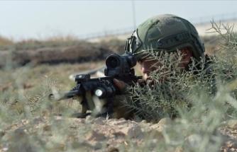 Zeytin Dalı bölgesinde 6 PKK/YPG'li terörist etkisiz hale getirildi