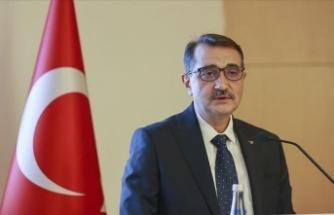 Bakan Dönmez: Azerbaycan'la 11 milyar metreküplük ilave doğal gaz ticaret anlaşması yapıldı