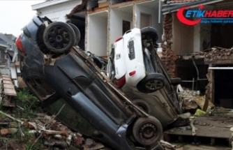Belçika'da sel felaketinin çevre sorunlarına da yol açan izleri 3 aydır silinemedi