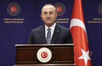 Bakan Çavuşoğlu: Rusya ve ABD PKK/YPG'yi geri çekme sözünde durmadı