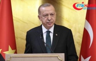 Cumhurbaşkanı Erdoğan: Afrika kıtasındaki halkları ayrım yapmadan bağrımıza basıyoruz