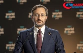 Cumhurbaşkanlığı İletişim Başkanı Altun: Küresel krizlere karşı yeni bir yaklaşıma ihtiyaç var