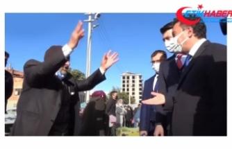 DEVA Genel Başkanı Babacan'a Kahramankazan'da tepki: Seni davar çobanı olarak bile tutmazlardı