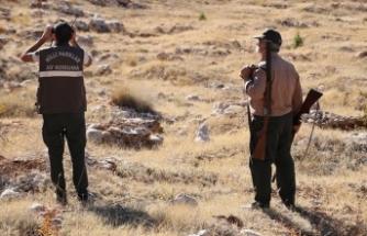 'Doğanın bekçileri' kaçak avcılara göz açtırmıyor