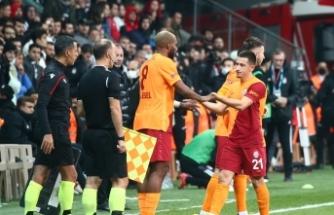 Galatasaray ligde 3 maç sonra kaybetti