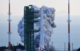 Güney Kore yerli roketi Nuri'yi uzaya gönderdi