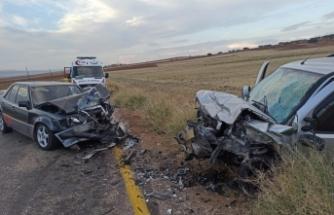 Hatalı şerit değiştirme kazaya neden oldu: 1 ölü