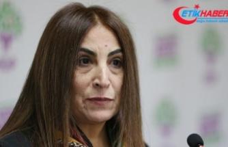 HDP eski milletvekili Aysel Tuğluk'a 1 yıl 8 ay hapis cezası