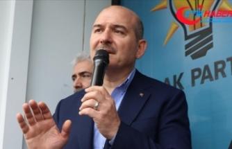 İçişleri Bakanı Süleyman Soylu:2023'ü bekler, yine boynunun ölçüsünü alırsın