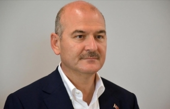 İçişleri Bakanı Soylu: Türkiye'nin gücünü o 10 büyükelçi de o ülkeler de bir vesileyle görmüş oldular
