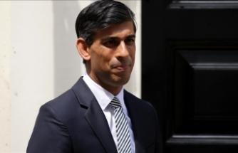 İngiltere Maliye Bakanı Sunak'tan yüksek enflasyon değerlendirmesi: Bir süre bizimle olacak