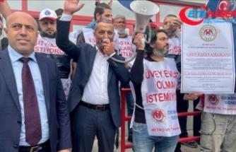 İzmir'de metro ve tramvay çalışanları, uzlaşılmazsa 22 Ekim'de greve çıkacak