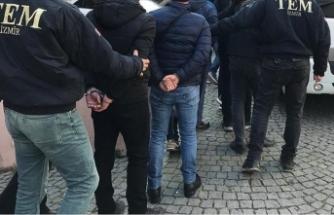 İstanbul merkezli 16 ildeki terör örgütü DHKP/C'ye yönelik operasyon