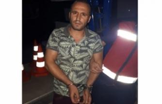 Kardeşini vuran şahıs jandarma dedektiflerinden kaçamadı