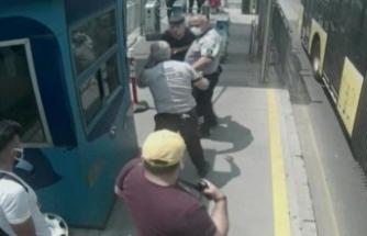 Metrobüste maske uyarısı yapan güvenlik görevlisini kör eden sanık hakkında iddianame hazırlandı