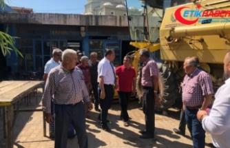 MHP'li Öztürk: Desteklerle Türk çiftçisinin elini güçlendirmeliyiz