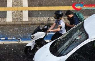 Muğla için çok kuvvetli yağış uyarısı
