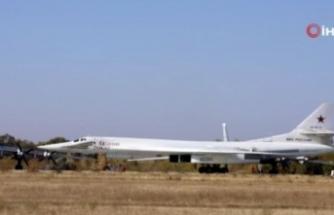 Rus bombardıman uçaklarına Norveç'e ait F-16'ları eşlik etti