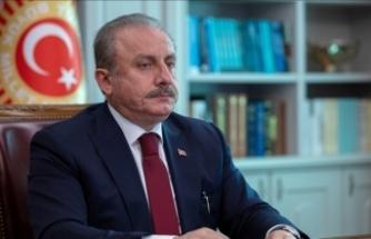 """TBMM Başkanı Şentop'tan 10 büyükelçinin bildirisine tepki: """"Terbiyesizlik"""""""