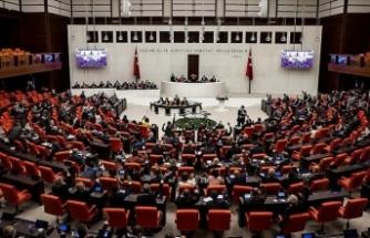 TBMM Genel Kurulunda, Irak ve Suriye tezkeresinin süresi 2 yıl daha uzatıldı