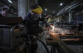 Ücretli çalışan sayısı ağustosta yıllık bazda yüzde 9,4 artarak 13,7 milyon oldu