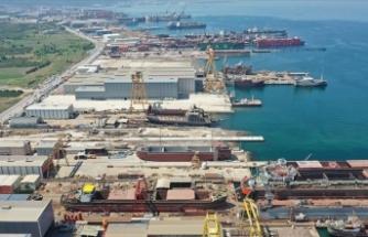 Yalova'nın gemi ve yat ihracatı 9 ayda yaklaşık yüzde 53,5 arttı