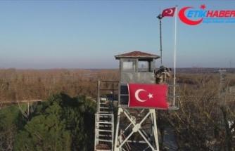 Yunanistan ve Suriye sınırlarında 2'si FETÖ, 1'i DEAŞ mensubu 6 kişi yakalandı