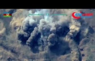 Azerbaycan bu defa, Ermenistan karargahını vurdu