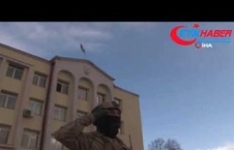 Azerbaycan, Ermenistan işgalinden kurtarılan Şuşa'dan ilk görüntüleri yayınlandı