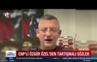 CHP'li Özgür Özel'den skandal Gara açıklaması