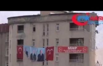 MHP Hakkari İl Başkanlığının Açılışı yapıldı