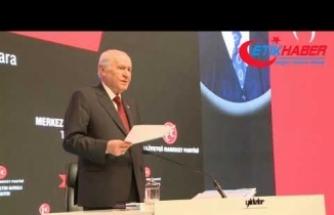 MHP Lideri Devlet Bahçeli, MHP Genel Başkanlığına tekrar aday olacağını açıkladı:
