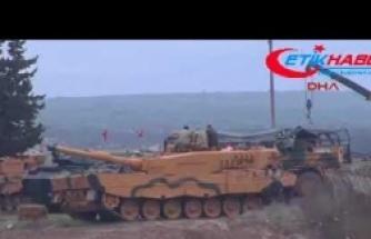 Zeytin Dalı Harekatı 5'inci gününde; Hatay sınırı özel güvenlik bölgesi