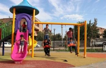 Belediyeden Bismilli çocukları sevindiren proje