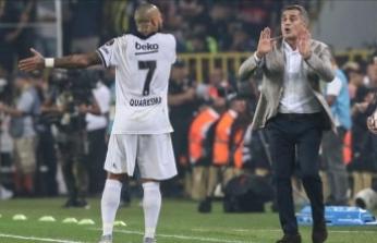 Beşiktaş deplasmanda şampiyonluk sezonlarını aratıyor