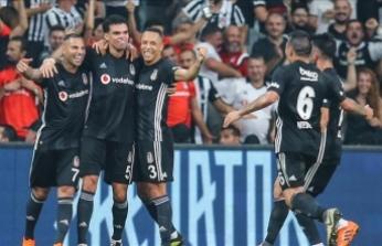 Beşiktaş'ta hedef iyi başlangıç