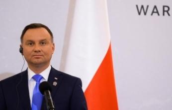 Polonya Cumhurbaşkanı Duda: Trump Kuzey Akım 2 projesini durdurmak için karar alabilir