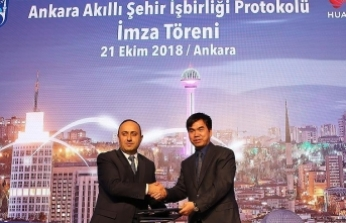Başkentte 'Akıllı Park' projesi hayata geçecek